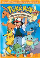Cover image for Pokémon [videorecording DVD] : Adventures in the Orange Islands