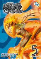 Cover image for Naruto shippÕuden. Set 05 [videorecording DVD] : original and uncut, episodes 54-65