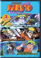 Cover image for Naruto, the movie. Guardians of the Crescent Moon Kingdom [videorecording DVD] / Viz Media LLC.