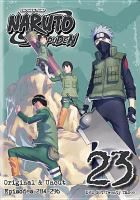 Cover image for Naruto shippūden. Set 23 [videorecording DVD] : original and uncut, episodes 284-296