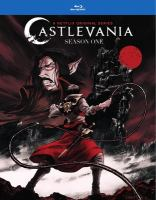 Cover image for Castlevania. Season 1, Complete [videorecording DVD]