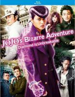 Imagen de portada para Jojo's bizarre adventure [videorecording Blu-ray] : Diamond is unbreakable