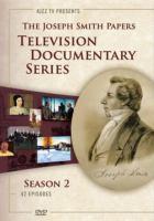 Imagen de portada para The Joseph Smith papers television documentary series. Season 2