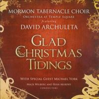Cover image for Glad Christmas tidings