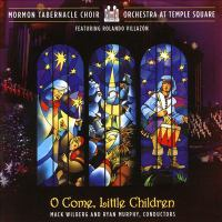 Cover image for O come, little children [sound recording CD]