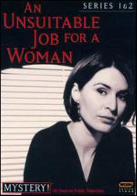Cover image for An unsuitable job for a woman. Series 1