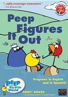 Cover image for Peep and the big wide world [videorecording DVD] : Peep figures it out