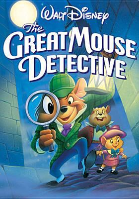 Cover image for The great mouse detective