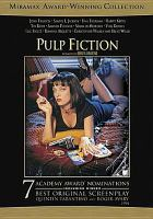 Cover image for Pulp fiction [videorecording DVD]