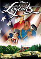Cover image for American legends [videorecording DVD]