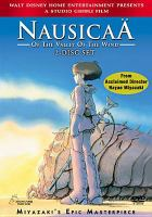 Cover image for Nausicaä of the valley of the wind