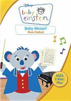 Cover image for Baby Einstein. Baby Mozart