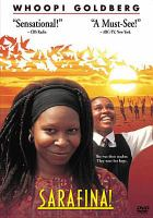 Cover image for Sarafina!