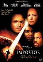Cover image for Impostor