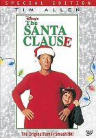 Cover image for The Santa clause