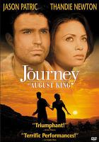 Cover image for The journey of August King