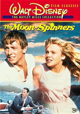 Cover image for The moon-spinners