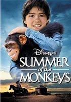 Cover image for Summer of the monkeys