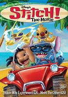 Cover image for Stitch! the movie [videorecording DVD]