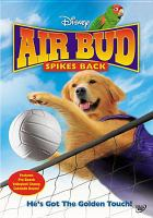 Cover image for Air Bud spikes back