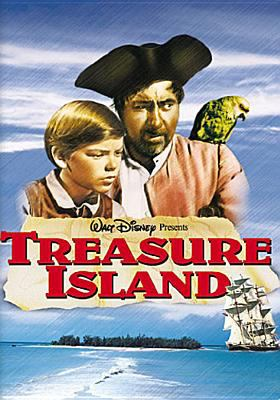 Cover image for Treasure Island (Bobby Driscoll version)