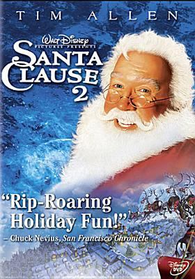 Cover image for Santa clause 2