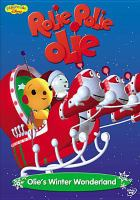 Cover image for Rolie Polie Olie. Olie's winter wonderland [videorecording DVD]