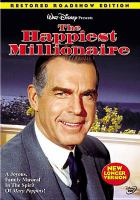 Cover image for The happiest millionaire