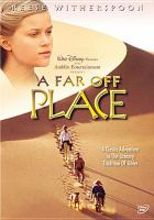 Cover image for A far off place