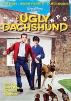 Cover image for The ugly dachshund