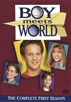 Cover image for Boy meets world. Season 1