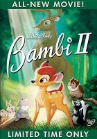 Cover image for Bambi II