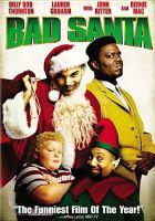 Cover image for Bad Santa [videorecording DVD]