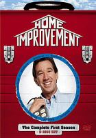 Cover image for Home improvement. Season 1, Complete