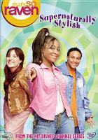 Cover image for That's so Raven. Supernaturally stylish