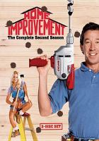 Cover image for Home improvement. Season 2, Complete