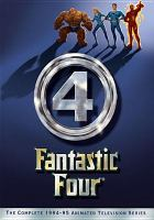 Cover image for Fantastic Four (animated version) the complete 1994-95 animated television series.