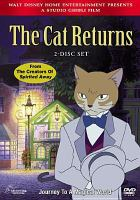 Cover image for The cat returns