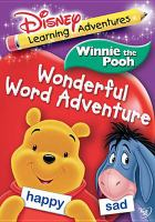 Cover image for Winnie the Pooh. Wonderful word adventure