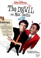 Cover image for The Devil and Max Devlin