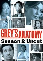 Cover image for Grey's anatomy. Season 02, Complete