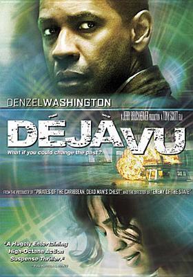 Cover image for Déjà vu