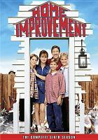 Cover image for Home improvement. Season 6, Complete