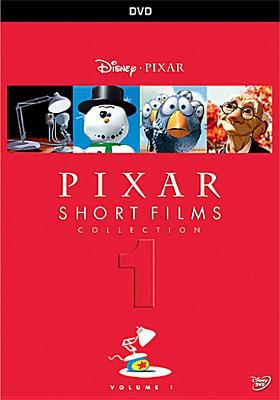 Cover image for Pixar short films collection. Volume 01 [videorecording DVD].
