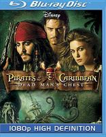 Cover image for Pirates of the Caribbean. Dead man's chest [videorecording Blu-ray]