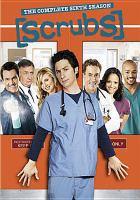 Cover image for Scrubs. Season 6, Disc 2