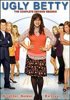 Cover image for Ugly Betty. Season 2, Disc 4