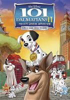 Cover image for 101 Dalmatians II [videorecording DVD] : Patch's London adventure