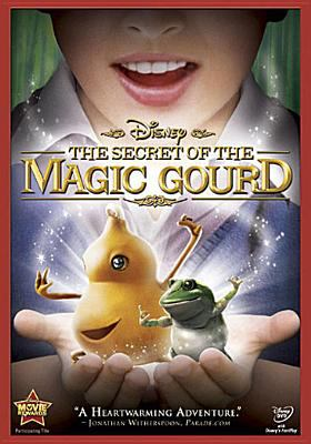 Cover image for The secret of the magic gourd