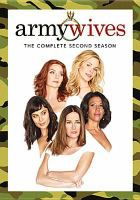 Cover image for Army wives. Season 2, Complete